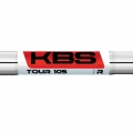 KBS Tour 105 Iron Shafts